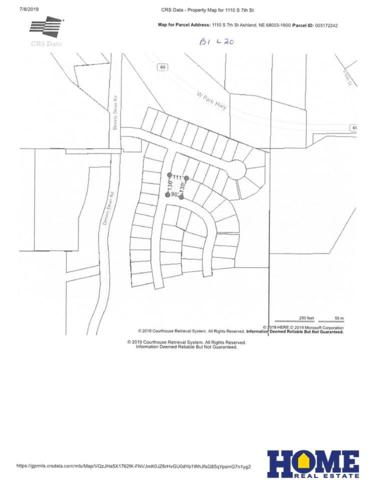 1110 S 7th Street, Ashland, NE 68003 (MLS #L10148033) :: Omaha's Elite Real Estate Group