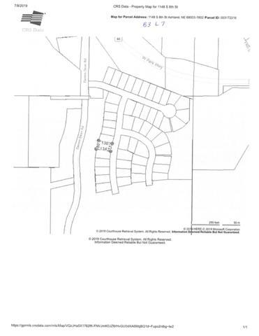 1148 S 8th Street, Ashland, NE 68003 (MLS #L10148112) :: Nebraska Home Sales