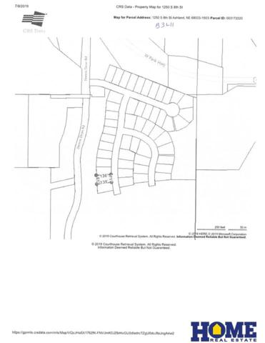 1250 S 8th Street, Ashland, NE 68003 (MLS #L10148117) :: Nebraska Home Sales