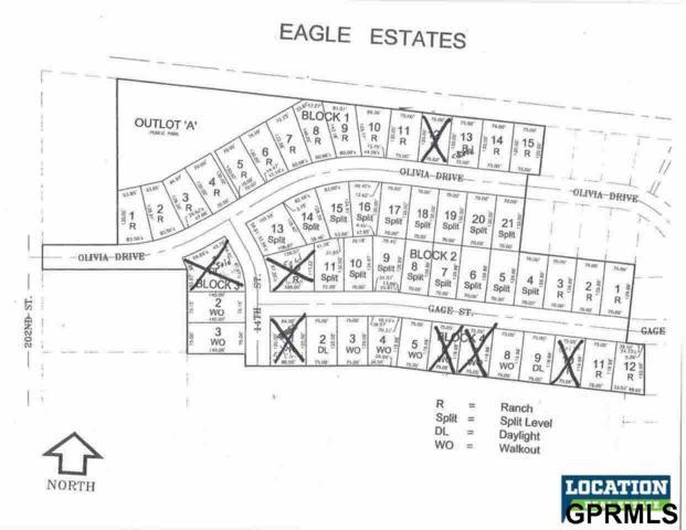 1108 Gage Street, Eagle, NE 68347 (MLS #L10149830) :: Nebraska Home Sales
