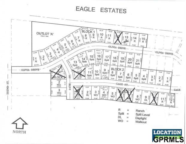 1141 Gage Street, Eagle, NE 68347 (MLS #L10149867) :: Nebraska Home Sales