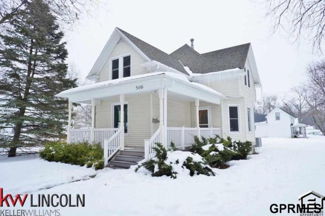 506 Linden Avenue, Crete, NE 68333 (MLS #L10153773) :: Nebraska Home Sales