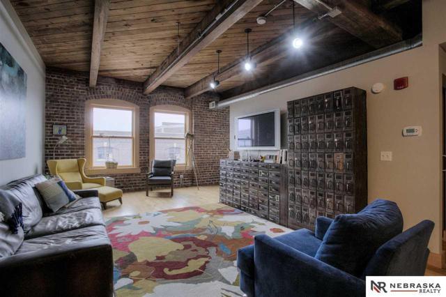 105 S 9th Street #713, Omaha, NE 68102 (MLS #21720902) :: Omaha Real Estate Group