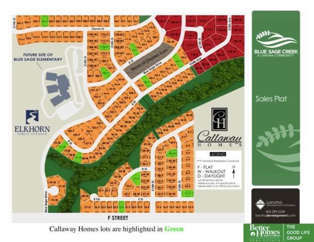 3919 S 212 Street, Omaha, NE 68022 (MLS #21800125) :: Omaha's Elite Real Estate Group