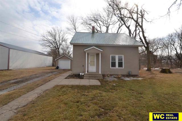 1323 M Street, Tekamah, NE 68061 (MLS #21801220) :: Nebraska Home Sales