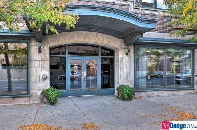 1024 Dodge Street #402, Omaha, NE 68102 (MLS #21807227) :: Omaha Real Estate Group