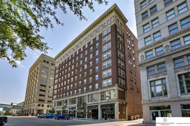 312 S 16 Street #902, Omaha, NE 68102 (MLS #21812755) :: Omaha's Elite Real Estate Group