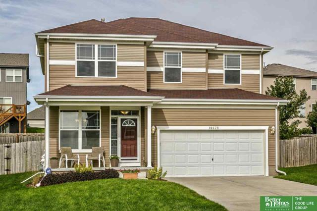 10628 S 110th Avenue, Papillion, NE 68046 (MLS #21817733) :: Omaha's Elite Real Estate Group