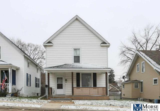 206 Grace Street, Council Bluffs, IA 51503 (MLS #21820522) :: Omaha Real Estate Group