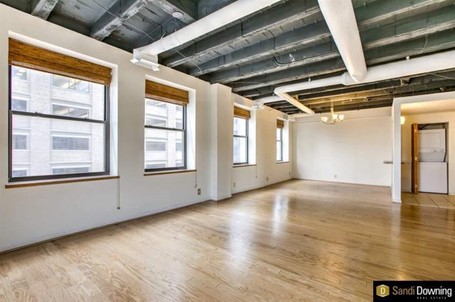 312 S 16th Street #506, Omaha, NE 68102 (MLS #21821295) :: Nebraska Home Sales