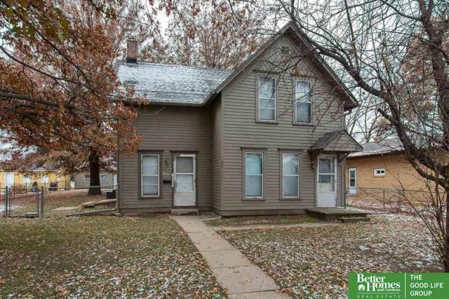 7716 N 29th Street, Omaha, NE 68112 (MLS #21821371) :: Omaha Real Estate Group
