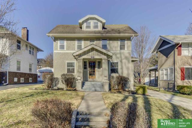 316 S 52nd Street, Omaha, NE 68132 (MLS #21904056) :: Dodge County Realty Group