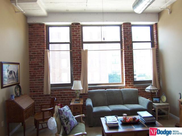 902 Dodge Street #302, Omaha, NE 68102 (MLS #21906287) :: Nebraska Home Sales