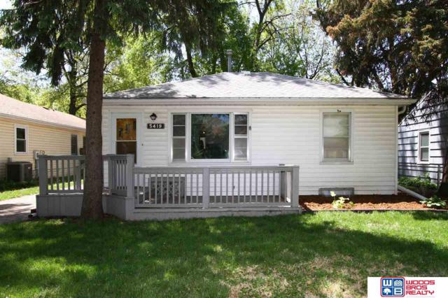 5419 Greenwood Street, Lincoln, NE 68504 (MLS #21908471) :: Cindy Andrew Group