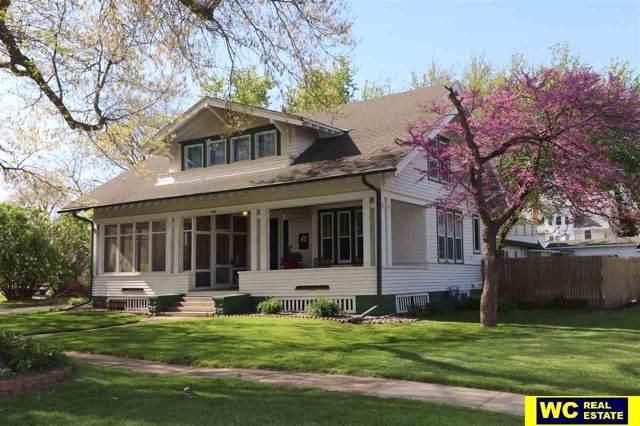 1422 N Street, Tekamah, NE 68061 (MLS #21908984) :: Omaha's Elite Real Estate Group