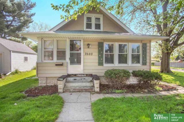 7503 N 28th Avenue, Omaha, NE 68112 (MLS #21909328) :: Omaha's Elite Real Estate Group