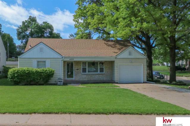 4023 Marinda Street, Omaha, NE 68105 (MLS #21910044) :: Nebraska Home Sales