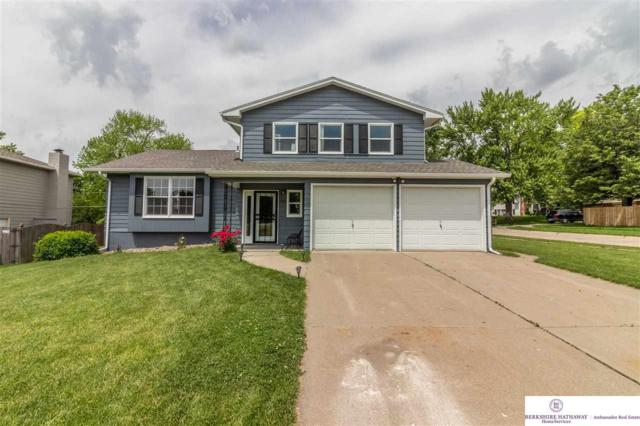 1402 Thomas Drive, Bellevue, NE 68005 (MLS #21910935) :: The Briley Team