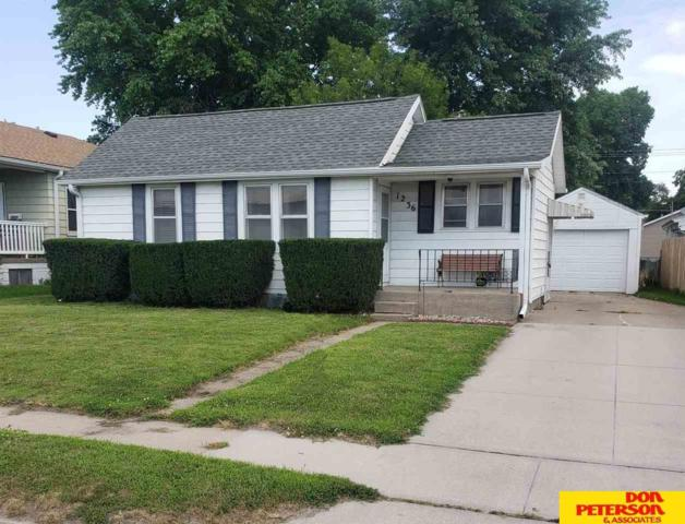 1236 E Cuming, Fremont, NE 68025 (MLS #21915267) :: Dodge County Realty Group