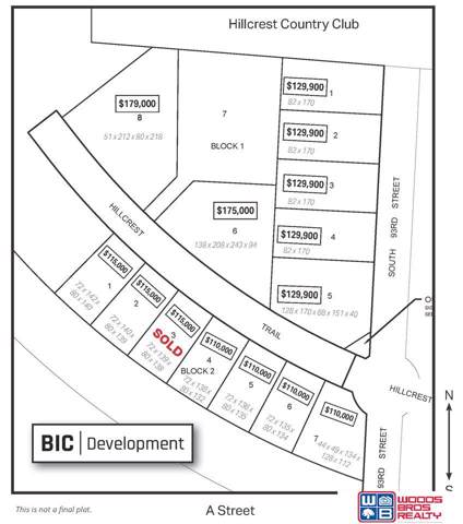 Blk 1 Lot 3 S 93rd Street, Lincoln, NE 68520 (MLS #21920127) :: One80 Group/Berkshire Hathaway HomeServices Ambassador Real Estate
