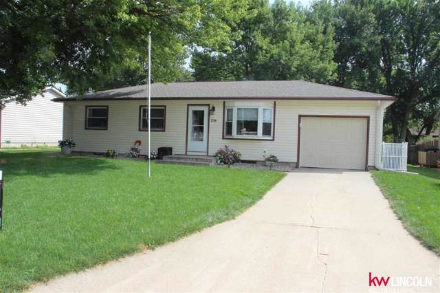 218 S Empire Avenue, Exeter, NE 68351 (MLS #21920369) :: Omaha Real Estate Group