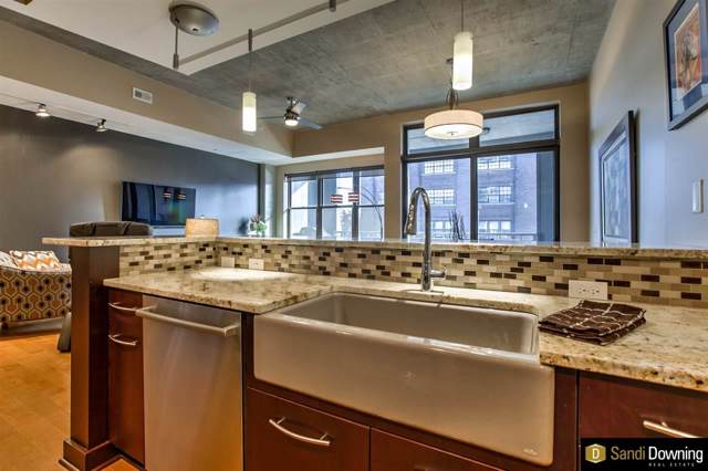 1308 Jackson Street #312, Omaha, NE 68102 (MLS #21924703) :: Lincoln Select Real Estate Group