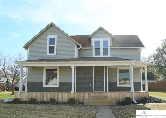 119 E Vass Street, Valley, NE 68064 (MLS #21925865) :: Omaha's Elite Real Estate Group