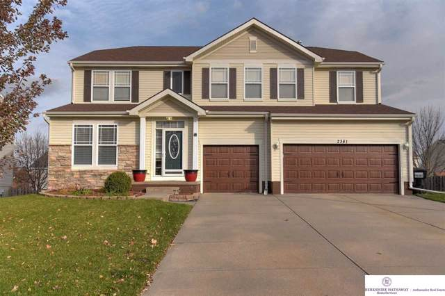 2341 Glacier Drive, Papillion, NE 68046 (MLS #21926135) :: Omaha's Elite Real Estate Group