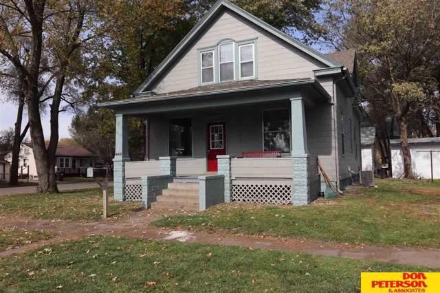 448 W 4th Street, Fremont, NE 68025 (MLS #21926166) :: Omaha's Elite Real Estate Group