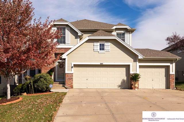 565 S 180 Terrace, Elkhorn, NE 68022 (MLS #21926299) :: One80 Group/Berkshire Hathaway HomeServices Ambassador Real Estate