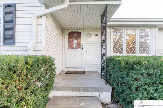 1429 Pine Road, Omaha, NE 68144 (MLS #21926471) :: Omaha Real Estate Group