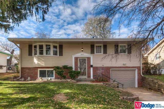 4812 Magnolia Street, Omaha, NE 68137 (MLS #21927316) :: Omaha Real Estate Group