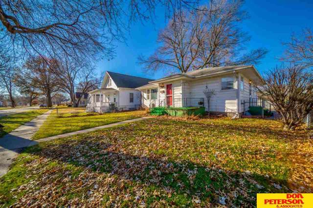 1725 N D, Fremont, NE 68025 (MLS #21927911) :: Lincoln Select Real Estate Group