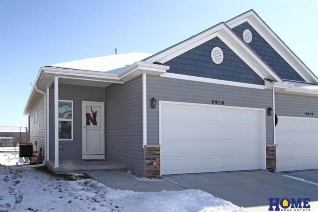 2918 Wagon Drive, Lincoln, NE 68507 (MLS #21928016) :: The Briley Team