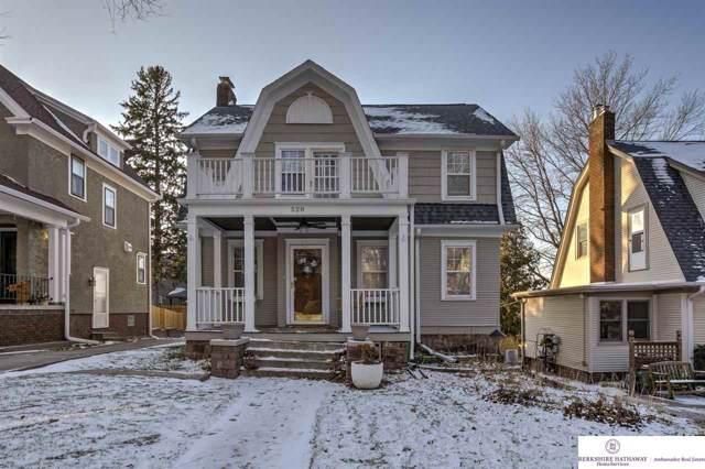528 S 55 Street, Omaha, NE 68106 (MLS #21928839) :: Omaha Real Estate Group