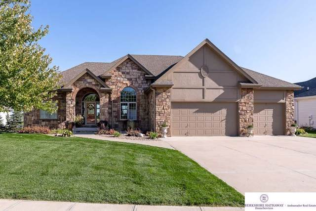 1007 Elk Ridge Drive, Omaha, NE 68022 (MLS #22000089) :: Lincoln Select Real Estate Group