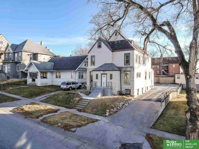 4915 Davenport Street, Omaha, NE 68132 (MLS #22001346) :: Omaha's Elite Real Estate Group