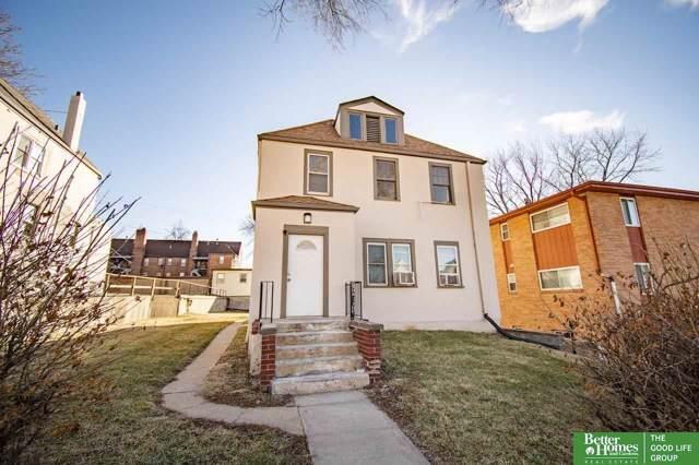 4917 Davenport Street, Omaha, NE 68132 (MLS #22001347) :: Omaha's Elite Real Estate Group