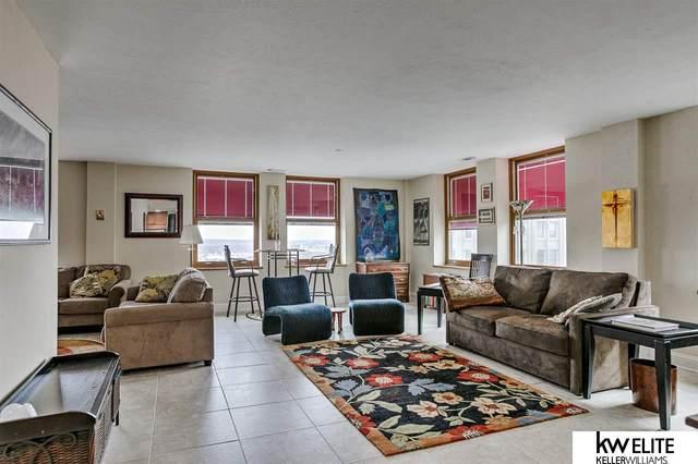312 S 16 Street #106, Omaha, NE 68102 (MLS #22002828) :: Complete Real Estate Group