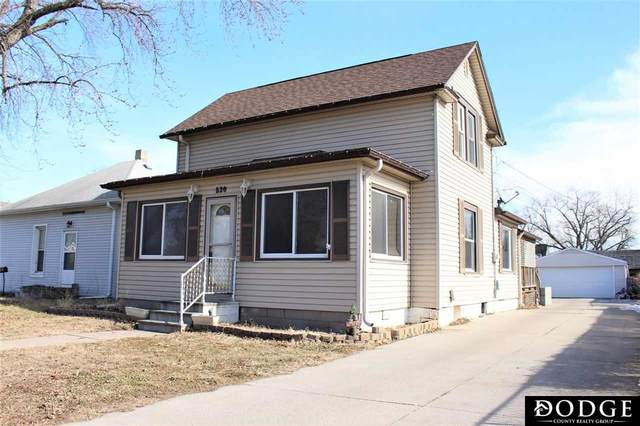 520 N Bell Street, Fremont, NE 68025 (MLS #22003058) :: Dodge County Realty Group