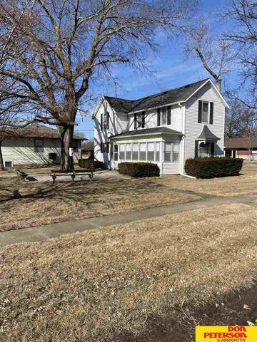 740 Elm, North Bend, NE 68649 (MLS #22003645) :: Complete Real Estate Group