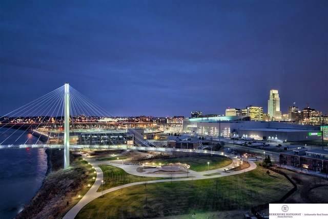 444 Riverfront Plaza #406, Omaha, NE 68102 (MLS #22003873) :: Capital City Realty Group