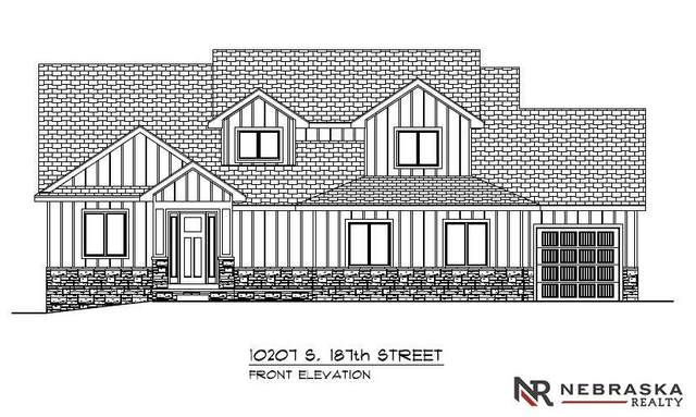 10207 S 187th Street, Omaha, NE 68136 (MLS #22007464) :: One80 Group/Berkshire Hathaway HomeServices Ambassador Real Estate