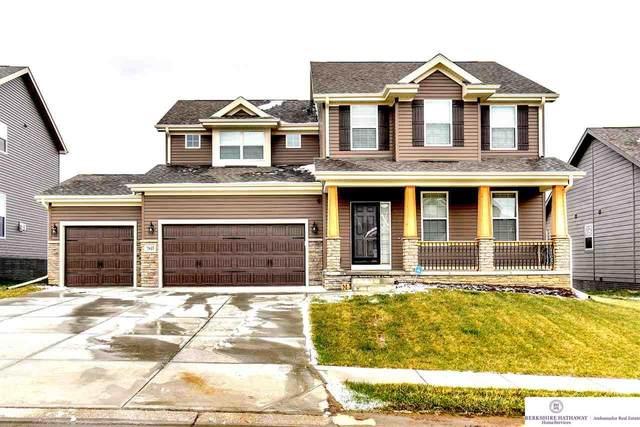 7845 S 184th Street, Omaha, NE 68136 (MLS #22008013) :: Dodge County Realty Group