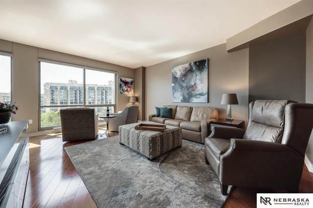 120 S 31 Avenue #5401, Omaha, NE 68131 (MLS #22010330) :: Stuart & Associates Real Estate Group
