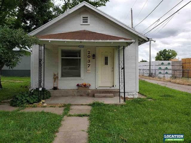 2037 Dudley Street, Lincoln, NE 68503 (MLS #22011871) :: Omaha Real Estate Group
