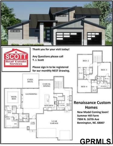 7904 N 167th Avenue, Bennington, NE 68007 (MLS #22015103) :: One80 Group/Berkshire Hathaway HomeServices Ambassador Real Estate
