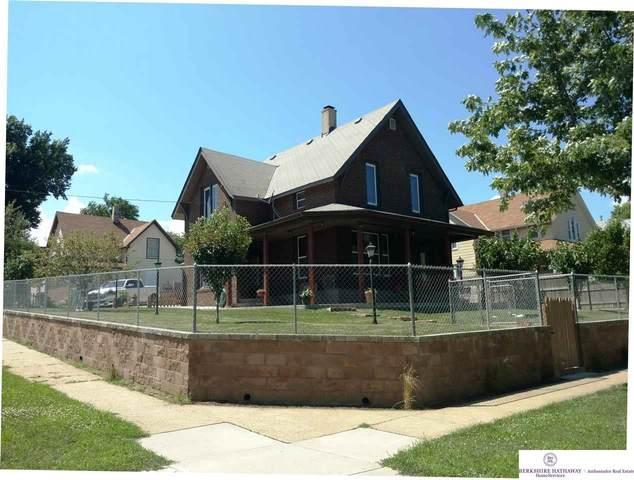 4034 S 25 Street, Omaha, NE 68107 (MLS #22016781) :: Capital City Realty Group