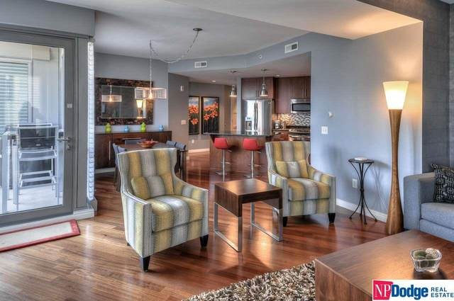 200 S 31 Avenue #4408, Omaha, NE 68131 (MLS #22016888) :: Lincoln Select Real Estate Group