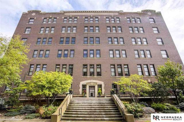 105 S 9th Street #705, Omaha, NE 68102 (MLS #22017151) :: Stuart & Associates Real Estate Group
